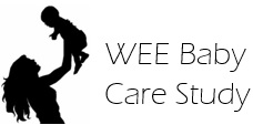 WEE Baby Care Study logo