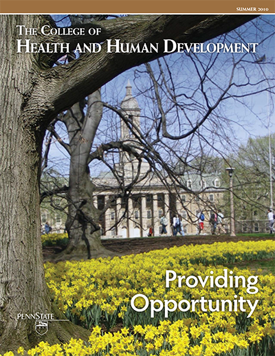2010 Health and Human Development Magazine