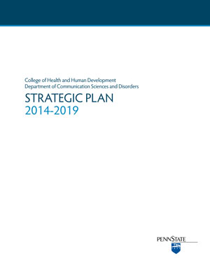CSD Strategic Plan 2014-2019