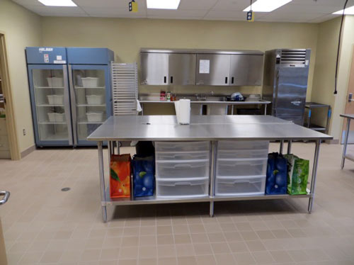 research kitchen