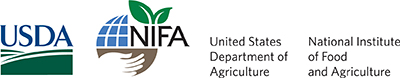 USDA and NIF logo