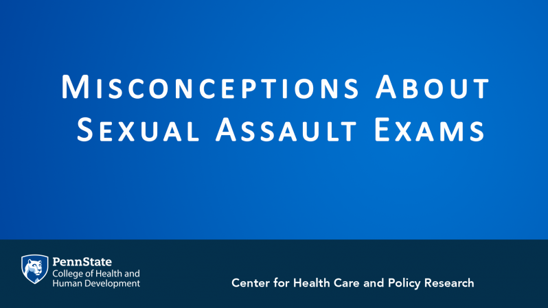 CHCPR-AtE-Miyamoto-Misconceptions about sexual assault exams