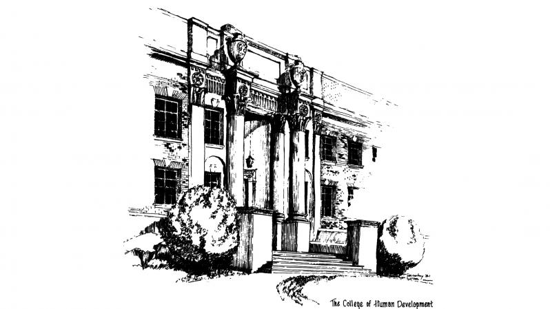 A sketch of the Henderson Building