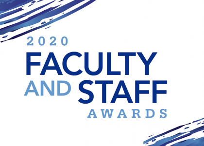 2020 Faculty and Staff Awards