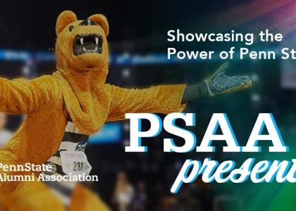 PSAA Presents graphic